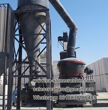 High pressure mill for sale